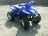 100 cc quad atv bike suit adult or older kid hardly used