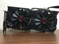 ASUS NVIDIA Geforce GTX 970 Graphics Card