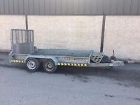 USED BRIAN JAMES PLANT TRAILER