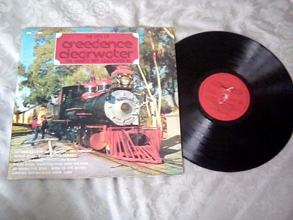 CREEDENCE CLEARWATER THE HITS OF ALBUM