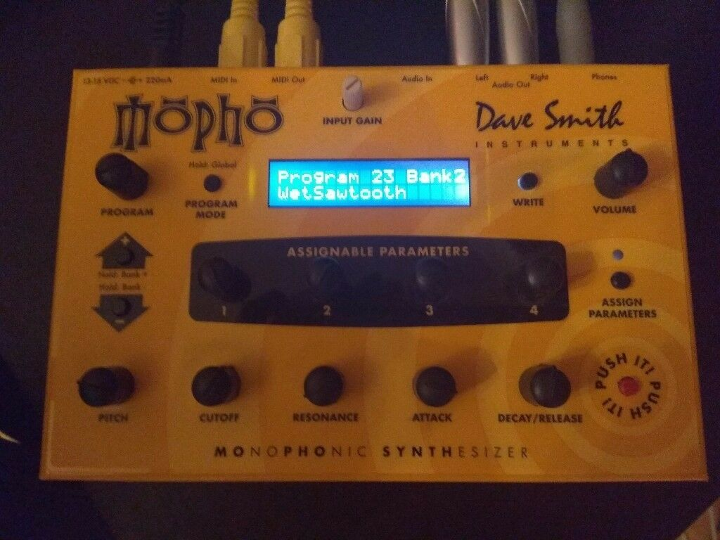 Dave Smith Instrument Mopho - Mint