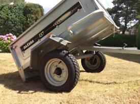 Daxara Tipping Trailer little used. In great condition.