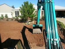 For all your earthmoving and home completion needs Tea Tree Gully Tea Tree Gully Area Preview