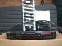 SONY Mini Disc Player/Recorder