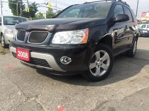 2008 Pontiac Torrent GT  low kms !!!!! GT model /  loaded
