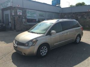 2007 Nissan Quest SL 3.5; DVD, Rear AC & More London Ontario image 1