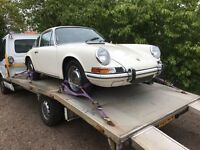 Car Collection & Delivery Essex Based Vehicle Transport Service