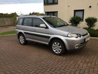 2005 Honda HRV 4x4 1.6,5 Door,FSH,MOT 1 YR like the Honda CRV