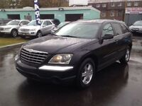 2004 Chrysler Pacifica AWD LEATHER/ROOF/DVD