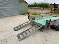 Indespension plant trailer 10 x 5