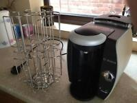 Tassimo by Bosch Hot Drinks Machine & Pod Stand