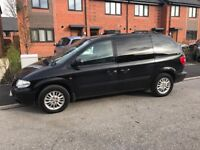 Chrysler voyager automatic car 7 seater diesel mini van Cheap