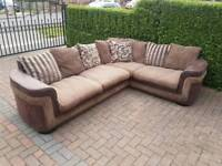 Dfs Corner Sofa del available
