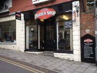Part time Barber position in Clevedon