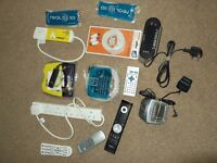 cables ,leads and odds and end 48 items in total thats less than 50p an item