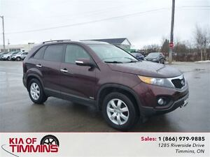 2013 Kia Sorento LX V6 AWD Heated Seats Bluetooth
