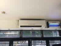 Air Conditioning - Professional Domestic & Commercial Installations - Cooling & Heating Company