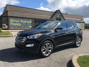2016 Hyundai Santa Fe Sport SE/2.0T / LEATHER/MOONROOF/BACKUP CA