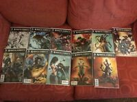 Mortal Kombat X Comic books (1-11)