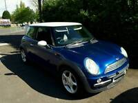 Swap px Mini cooper great condition