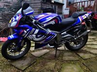 APRILIA RS125 RS 125 FULL YEARS MOT 2 STROKE 2009