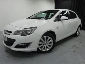 Vauxhall Astra ELITE CDTI S/S (white) 2014-06-20