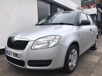 Skoda Fabia 1.4 TDI PD 1 5dr PARTS & LABOUR WARRANTY