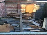 FREE Assorted Timber