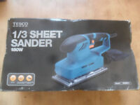 Sander drill..new never used