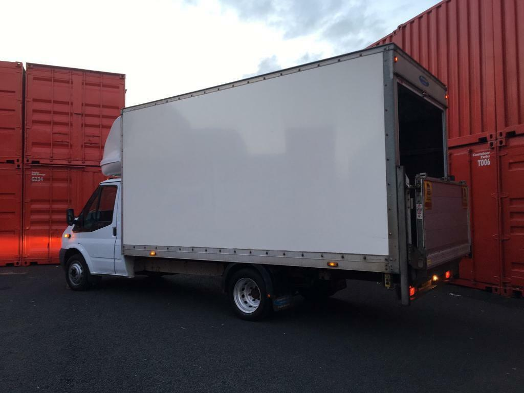 MAN AND VAN REMOVALS machines dishwashers tables beds