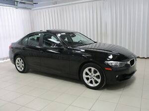 2013 BMW 3 Series 328i x-DRIVE AWD TURBO w/ MOONROOF & HEATED SE