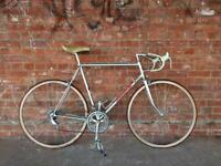 EROICA READY VINTAGE LIGHTWEIGHT ROAD RACING BIKE FULL CAMPAGNOLO VICTORY GROUPSET EXCELLENT COND