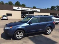 2011 Subaru Forester 2.5 X CONV PACK, AWD! FINANCE NOW