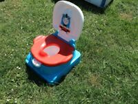 Thomas the Tank Engine Potty - Musical