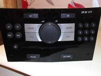 VAUXHALL ASTRA VXR MP3 CD PLAYER , LIKE NEW £30