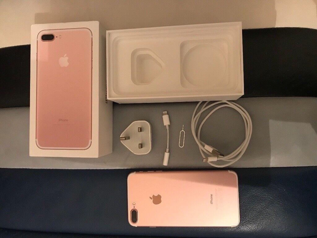 iPhone 7 Plus (Rose Gold)