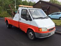 1998 ford transit 2.5d spec lift recovery truck ✅ 12 months mot ✅low milage . ✅ clean truck