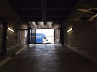 Allocated Space - Private Underground Parking (@Shoreditch High St. Station) - £60 p/w long term