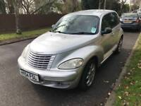 CHRYSLER PT CRUISER LTD CRD DIESEL 2004 5 SPEED LONG MOTD 07377926604