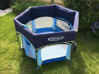 Graco Pack 'n' Play Sport Playpen. Excellent condition.