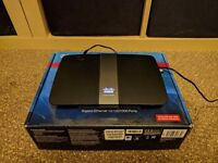 Linksys E4200 Dual-Band N Router
