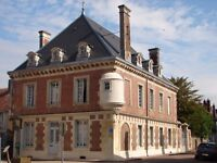 Magnificent host house of 1638 in Burgundy(Bourgogne) close to Sancerre FRANCE