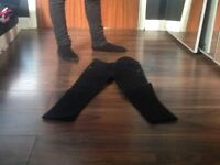 gils black jeans