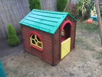 Children's Outdoor Playhouse