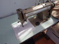 Industrail Singer Machine & Juki Industriail Ovetlocker Machine