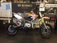Slam MXR125 Pit Bike