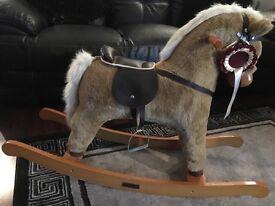 Mama and papas rocking horse