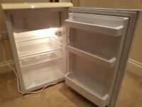 Beko 60cm fridge with freezer compartment