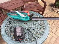 Bosch Electric Hedge Trimmer - (Rechargeable)