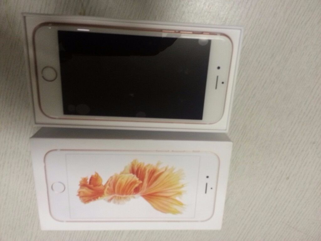 Iphone 6s, used 16GB, unlocked with all networks. Original accessories insidein Hackney, LondonGumtree - For Special discount call Mohammed 078 34557039 Buy with shop receipt (More Authentic &reliable purchase) iphone 6s . used. 16GB. unlocked with all networks. Original accessories inside. Price £419 We have iphone 4,4s,5,5s,6,6Plus,6s,6s...